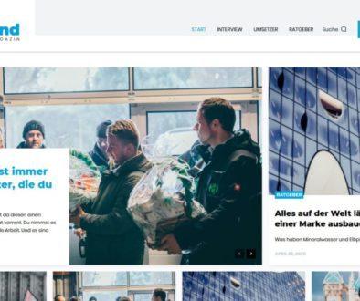 Mr. Mittelstand — Das neue Geschäftsführermagazin von Matthias Aumann
